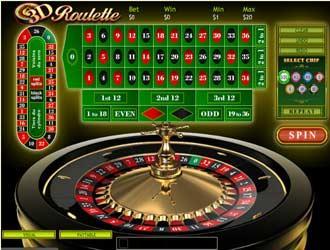 Roulette europeenne flash